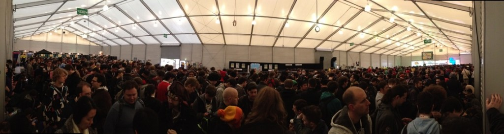 pax queue hall