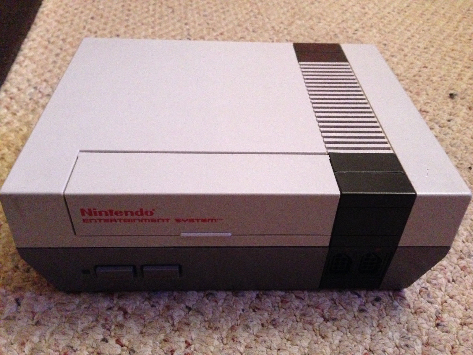 NES to Universal Games Console conversion (Part 1