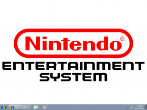 Win 7 NES Background