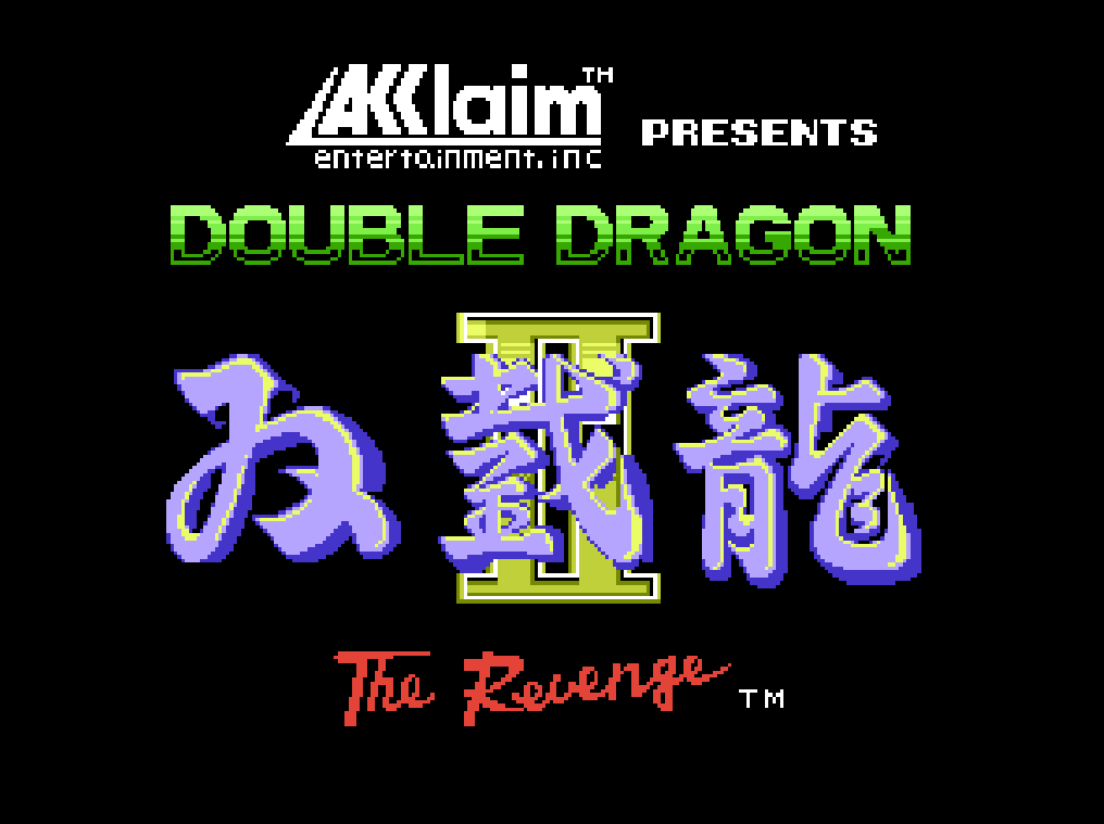 GameEx Jnes Double Dragon